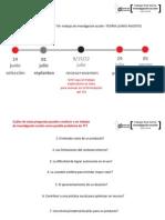 Cronograma y Propuesta de Selección