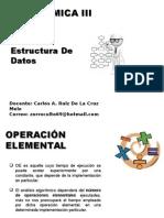 Clase 3 Estructura de Datos Filas