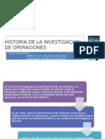 Investigacion de Operaciones
