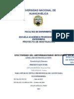 Tesis Parasitosis Enfermeria 2015
