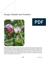 Chapter 6 - Gregor Mendel and Genetics