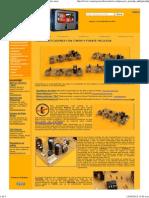 Construya Preamplificadores Con Tonos Para Multiples Usos