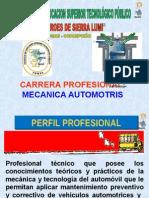 Orientacion Vocacional 2013 Mecanica
