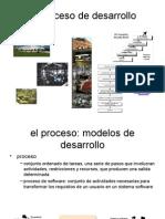 El Proceso de Desarrollo de Software Isw