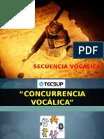 CONCURRECIA VOCÁLICA - Tecsup.ppt