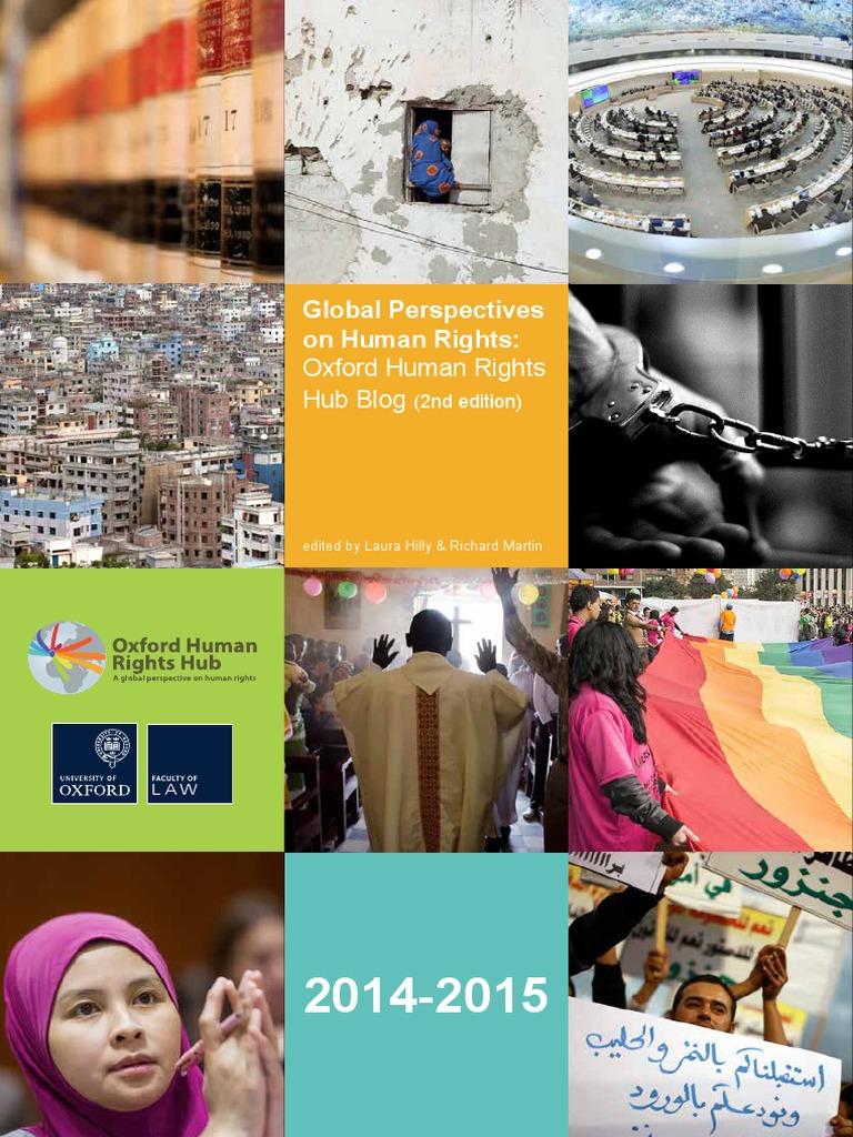 OxfordHRH E Book 2015 Digital Single1 | Legal Aid | Human Rights