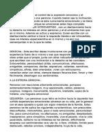 Fichas de Trabajo Grafologia