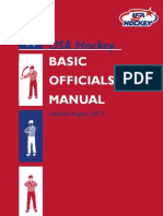 Basic Officials Manual - 2013[1]