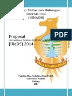 Proposal 2014