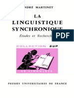 André Martinet-La linguistique synchronique.pdf