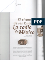El Ritmo de Las Ondas Sonora. La Radio en México