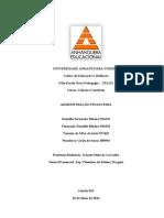 ATPS Administração Financeira