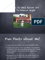 back to school night - pdf