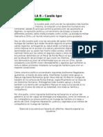 Carta M Aguilante