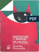 Dumoulie Camille - Nietzsche Y Artaud - Por Una Etica de La Crueldad (1)