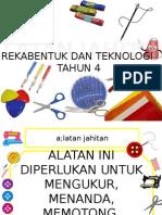 ALATAN JAHITAN ( Tanpa Background )