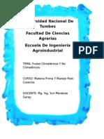 Frutos Climatéricos y No Climatéricos-trabajo Materia