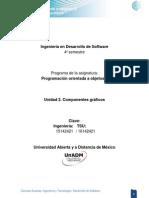 Unidad 2. Componentes Graficos