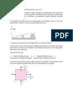 Deduccion de Las Ecuaciones Diferenciales de La Convección