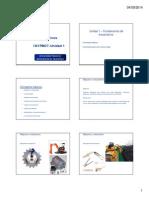 Fundamentos de mecanismos
