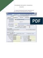 Capacitacion Errores Frecuentes y Parametros