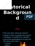 Brief History of Chemistry
