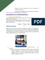 Reporte de Quimica 3