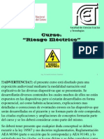 Riesgo eléctrico Modulo 1