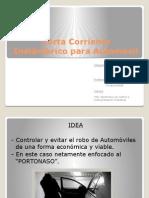 Corta Corriente Inalámbrico Para Automóvil