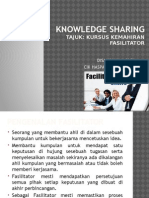 Knowledge Sharing Confirm