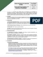 LYC-P-80 Criterios SSYMA Para Contratistas