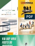 Catálogo CineMúsica 2015