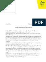 AOC Press Release