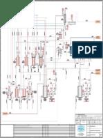 P&ID Melt Clarification System