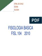 1° Clase Fisiología