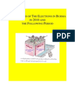 BLC Analysis on Elections 2010