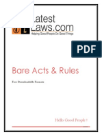 Government of India Allocation of Business Rules 1961