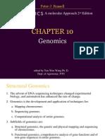 Ch10 Genomics