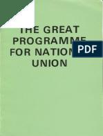 Great Programme