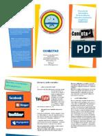 folleto nuevas tendancias informaticas