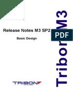 Basic Design M3SP2