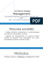 Fine French Grapes Presentation Biz Up