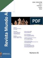 Revista Mundo Antigo (2012-1)
