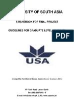 Final Project Handbook (HIC-USA)