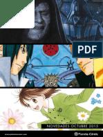 Planeta Comic OCTUBRE 2015
