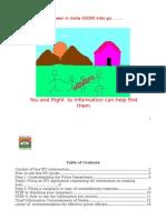 RTI Guide for Missing Children