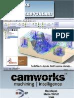CAMWorks Kitabı