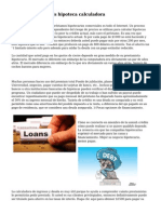 Tareas online gratis hipoteca calculadora