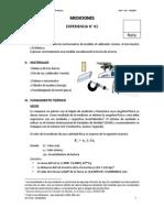 FG 01 Mediciones