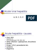 Viral Hepatitis